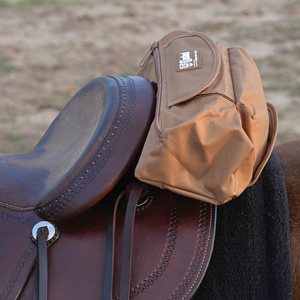 Cashel Cantle Bag Tack - Saddle Accessories Cashel Teskeys