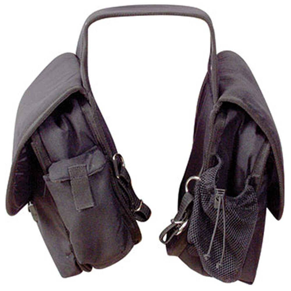 Cashel Deluxe II Saddle Bag Tack - Saddle Accessories Cashel Teskeys