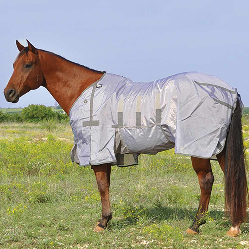 Cashel Crusader Lightweight Fly Sheet FARM & RANCH - Animal Care - Equine - Fly & Insect Control - Fly Masks & Sheets Cashel Teskeys