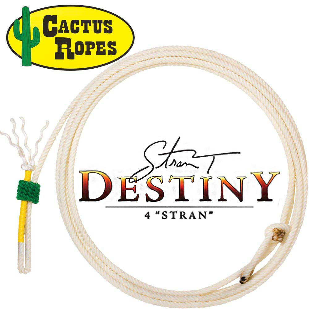Cactus Destiny Rope Tack - Ropes & Roping Cactus Teskeys