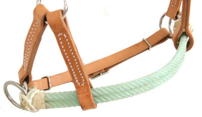 Teskey's Double Rope Sidepull Tack - Training - Headgear Teskey's Teskeys