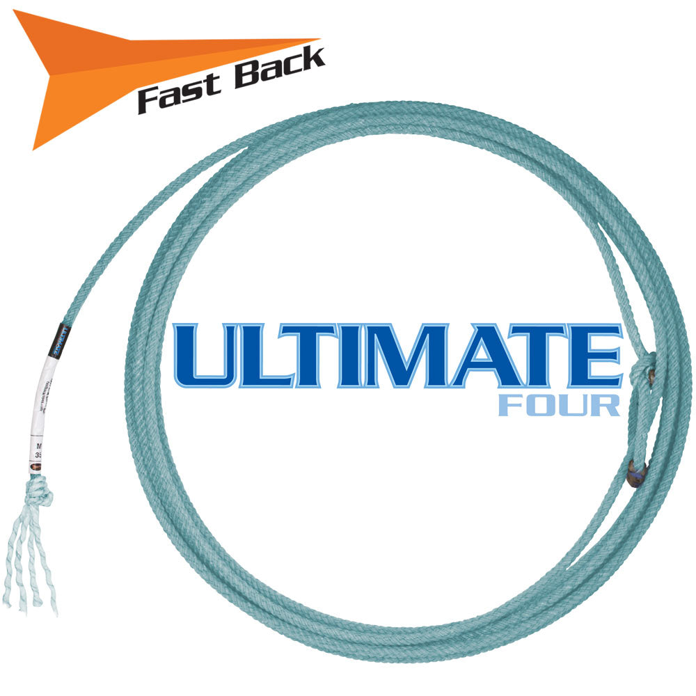 Fast Back Ultimate 4 Rope Tack - Ropes & Roping - Ropes Fast Back Teskeys
