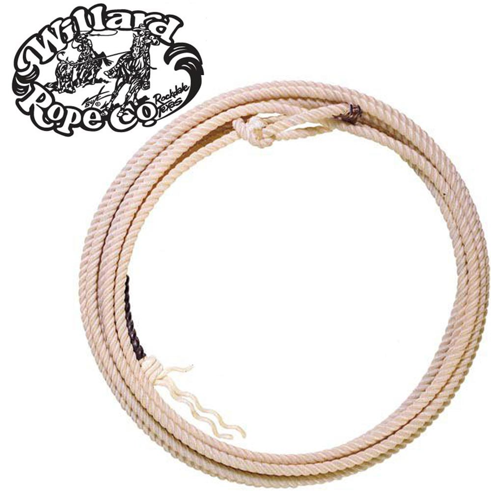 Willard Ropes Pro Poly 3 Strand Rope Tack - Ropes & Roping Willard Ropes Teskeys