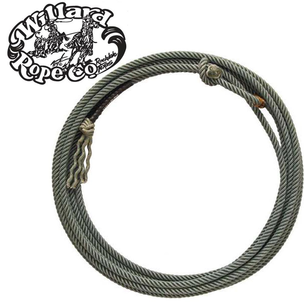 Willard Ropes 4 Strand Tack - Ropes & Roping Willard Ropes Teskeys