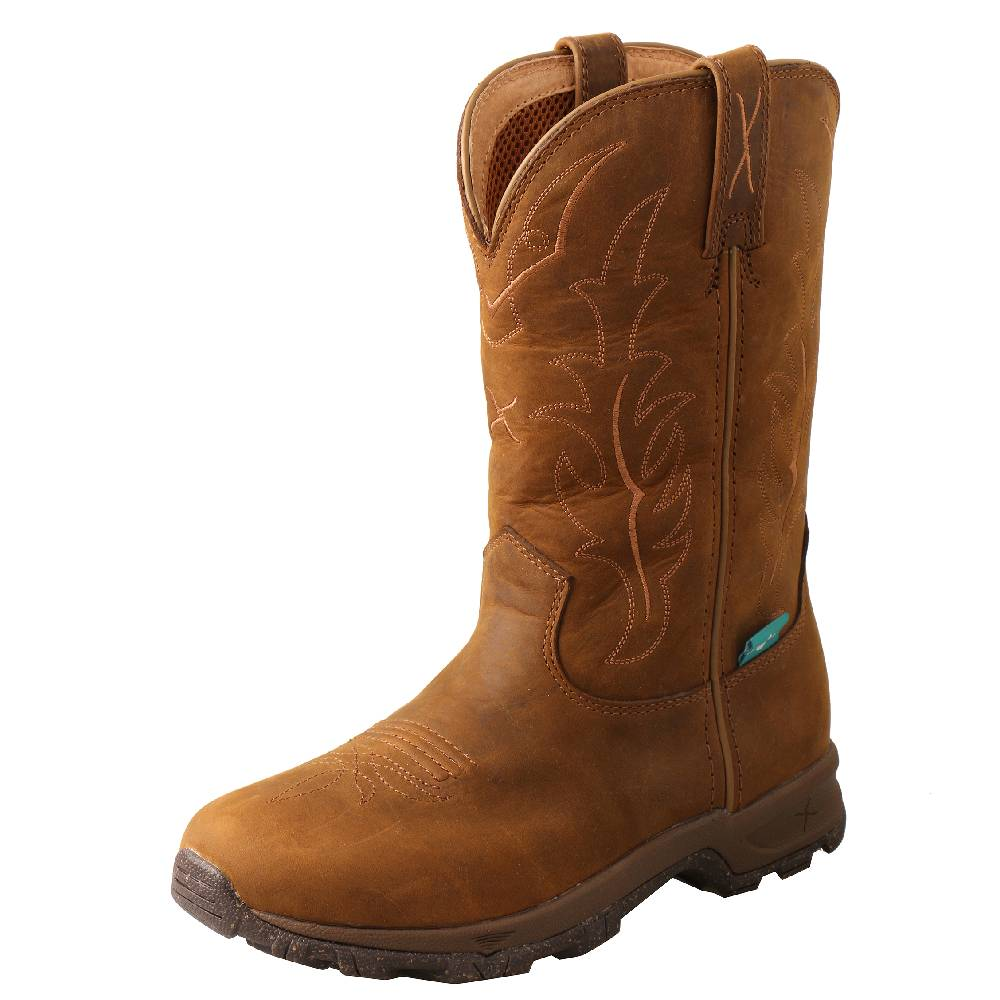 "Twisted X 10"" Hiker Boot WOMEN - Footwear - Boots - Work Boots TWISTED X Teskeys"