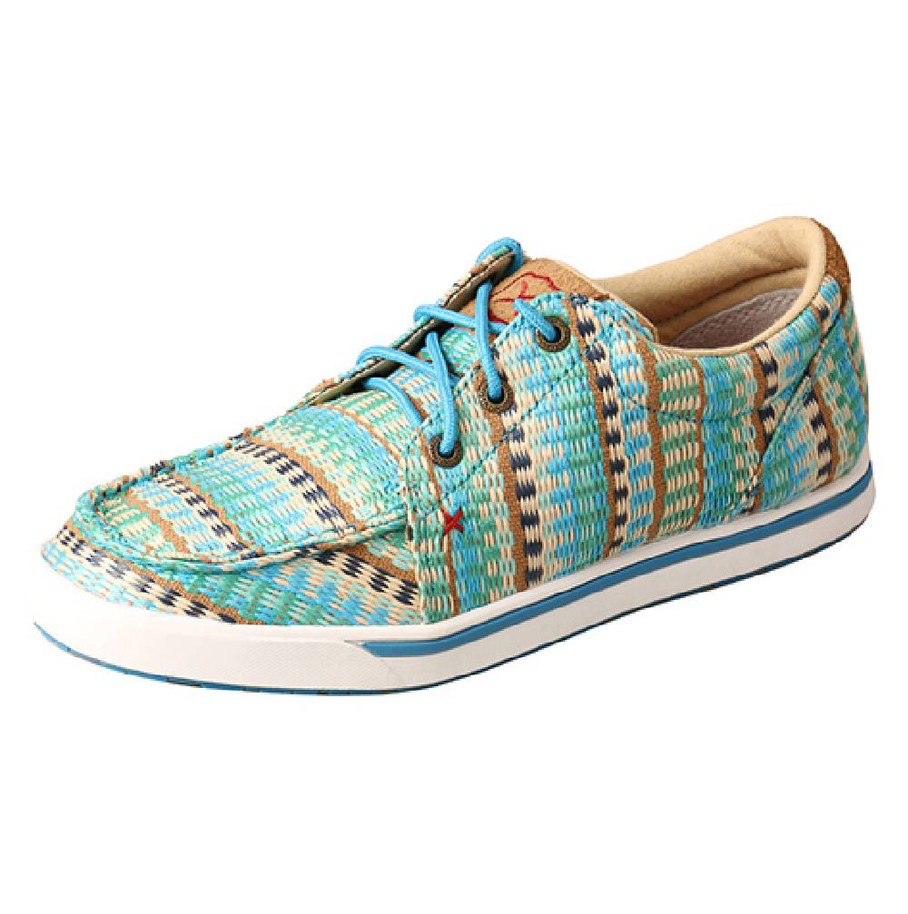 Twisted X Women's Blue Mirage Casual Sneaker WOMEN - Footwear - Sneakers & Athletic TWISTED X Teskeys