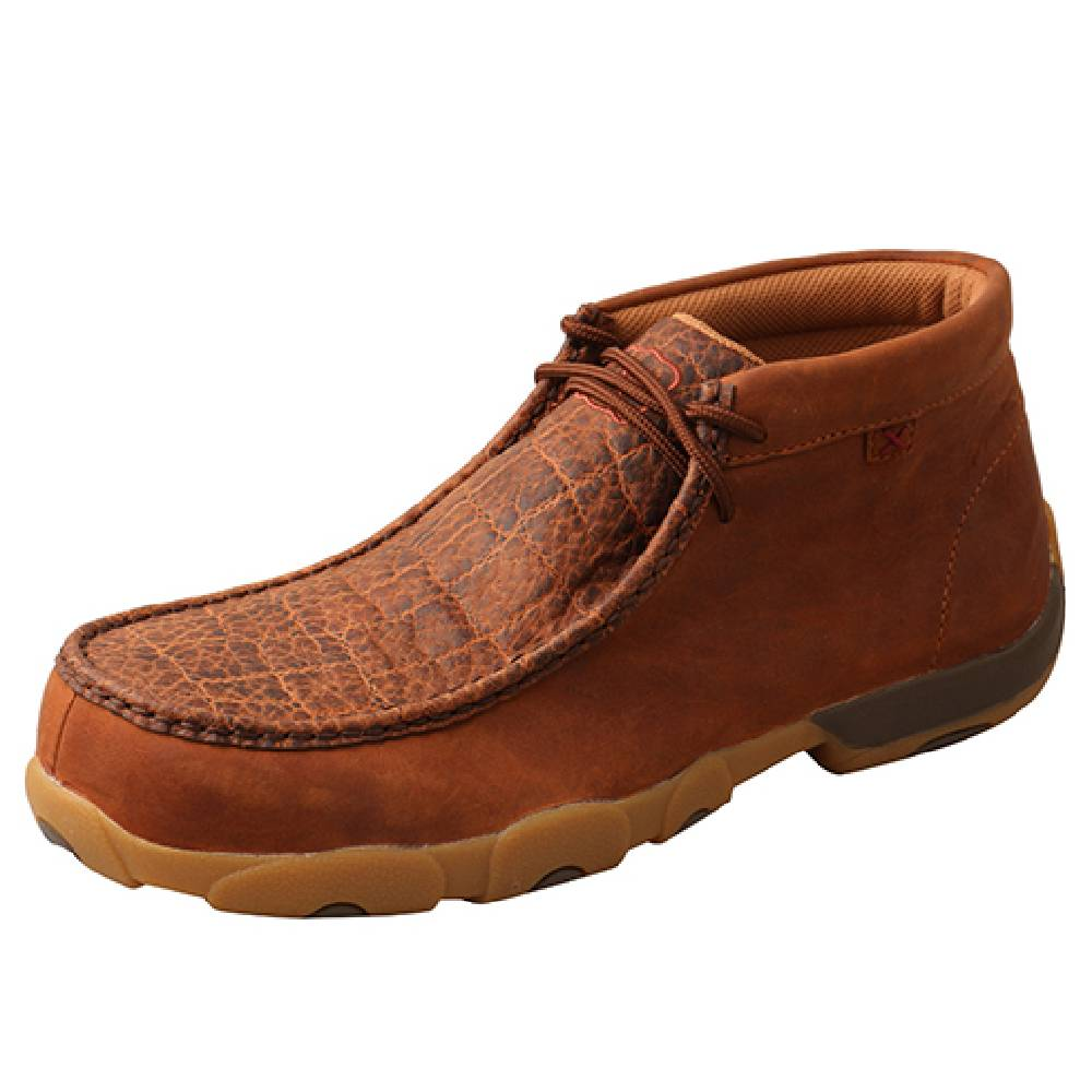 Twisted X Chukka Nano Toe Driving Moc MEN - Footwear - Work Boots TWISTED X Teskeys
