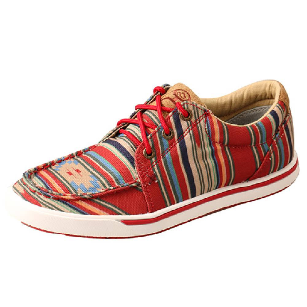 Twisted X  Hooey Loper FIesta Aztec Shoe WOMEN - Footwear - Casuals TWISTED X Teskeys