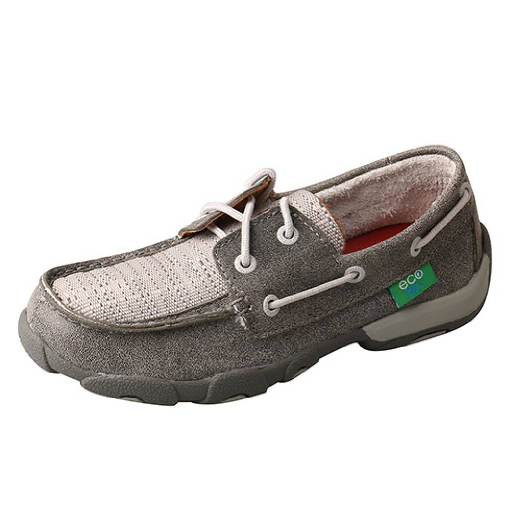 Twisted X Youth Boat Shoe Driving Moc KIDS - Boys - Footwear - Casual Shoes TWISTED X Teskeys