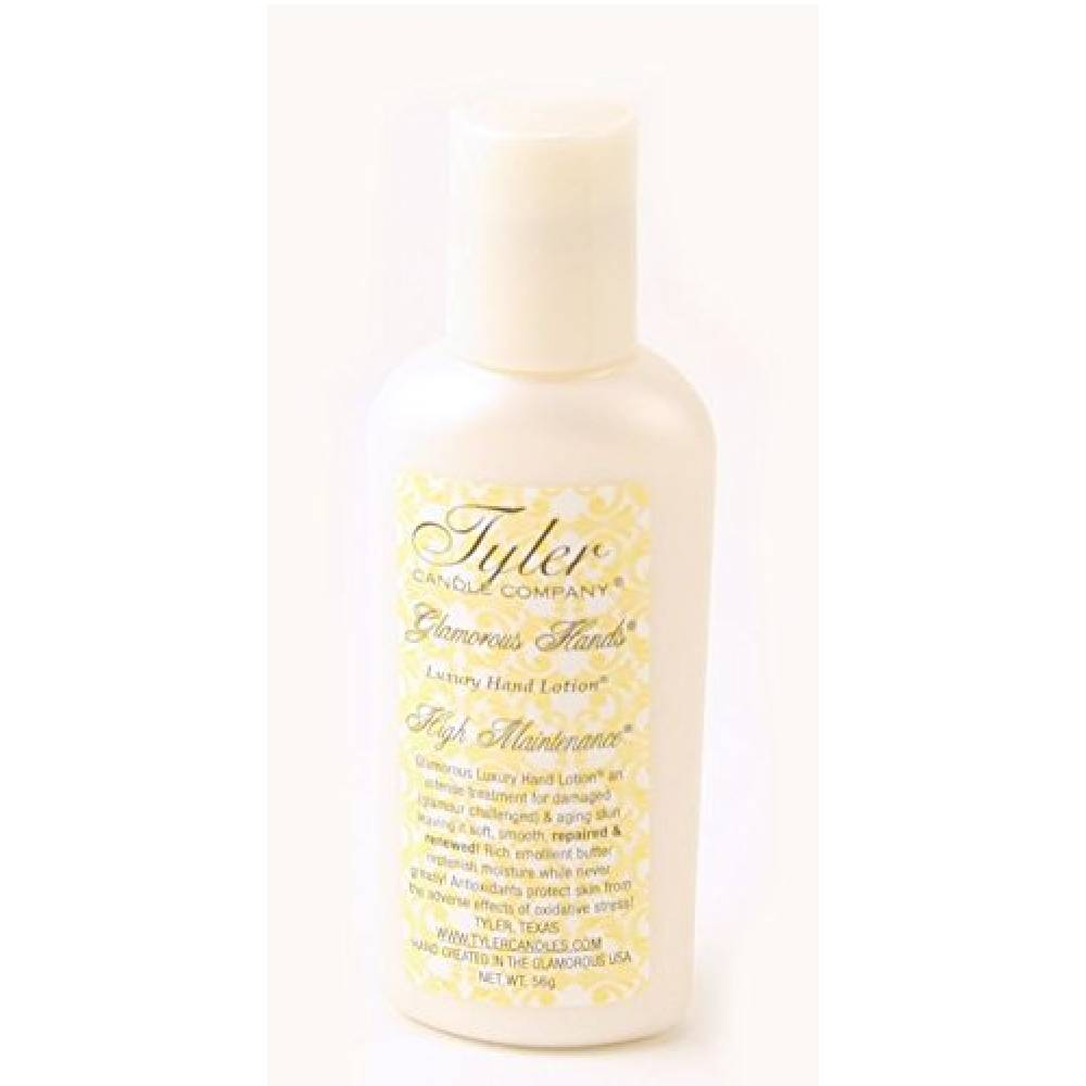 High Maintenance Hand Lotion -2oz HOME & GIFTS - Bath & Body - Lotions & Lip Balms TYLER CANDLE COMPANY Teskeys