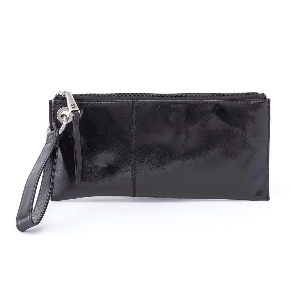 HOBO Vida VI Wristlet - Black WOMEN - Accessories - Handbags - Clutches & Pouches HOBO BAGS Teskeys