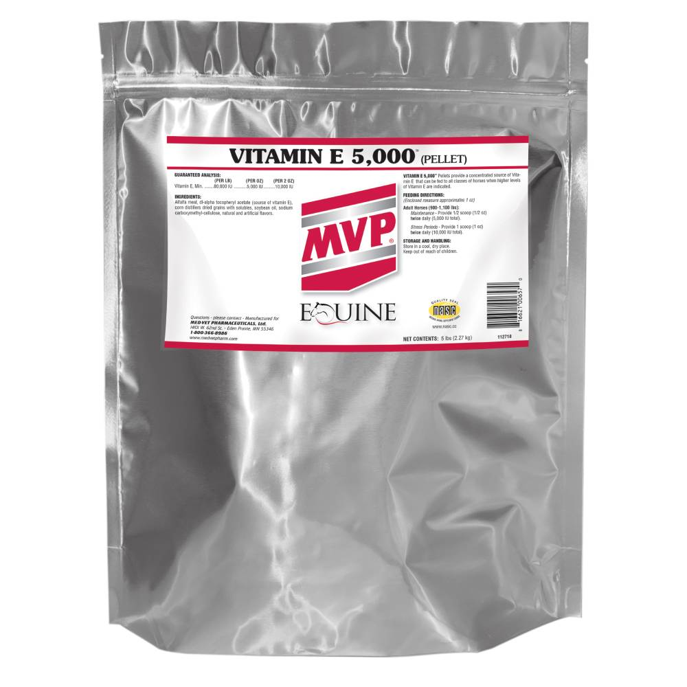 MVP Vitamin E 5,000 FARM & RANCH - Animal Care - Equine - Supplements - Vitamins & Minerals MVP Teskeys