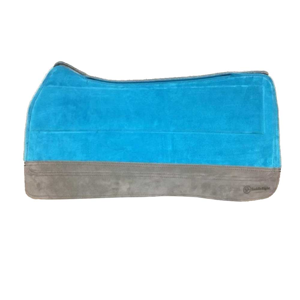Saddleright Vegas Two Tone Saddle Pad Tack - Saddle Pads Saddleright Teskeys