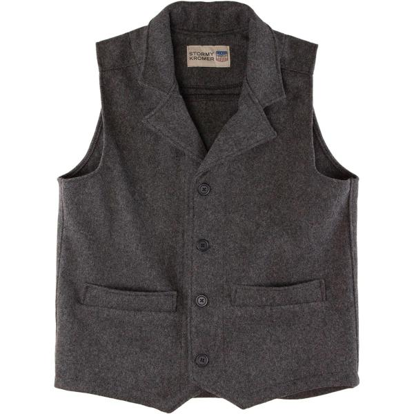 Stormy Kromer Western Vest MEN - Clothing - Outerwear - Vests Stormy Kromer Teskeys
