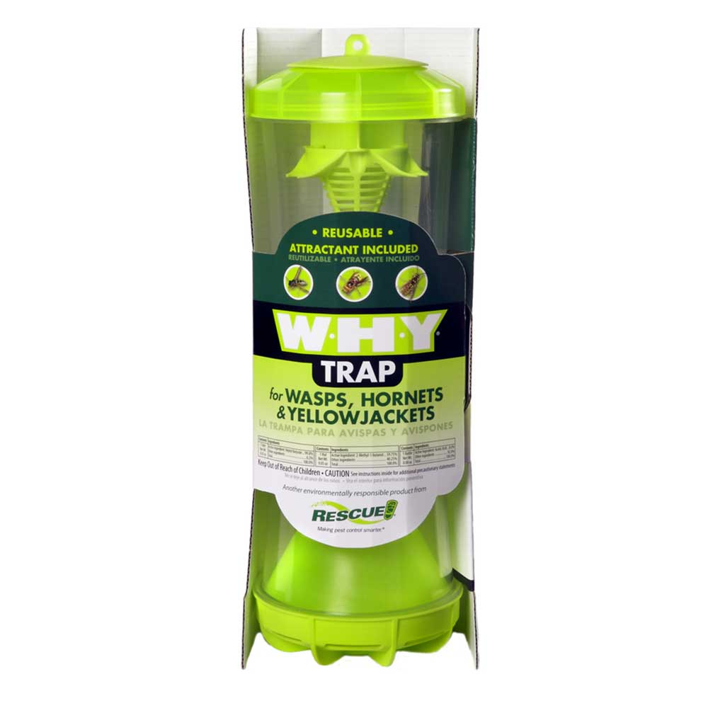 WHY Trap FARM & RANCH - Animal Care - Equine - Fly & Insect Control - Baits & Traps Teskeys Teskeys