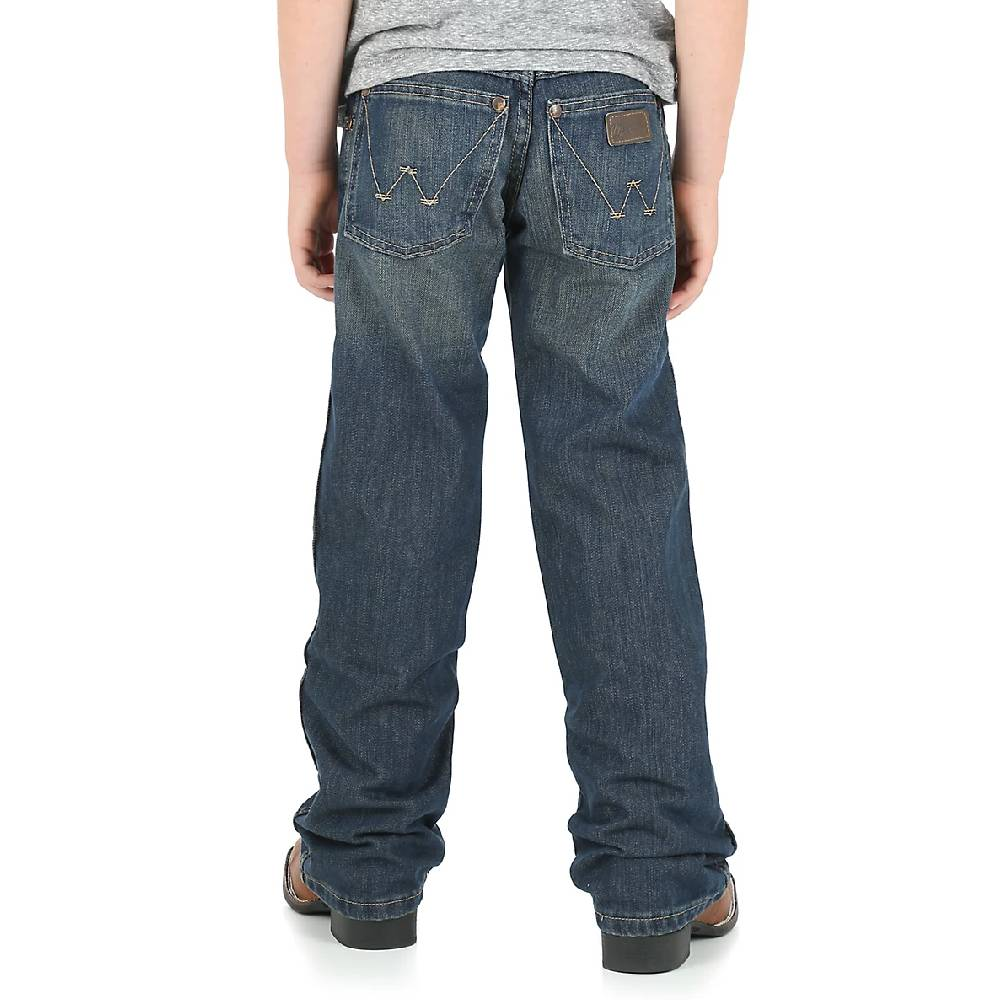 Boys Wrangler Relaxed Boot Cut Jean KIDS - Boys - Clothing - Jeans WRANGLER Teskeys