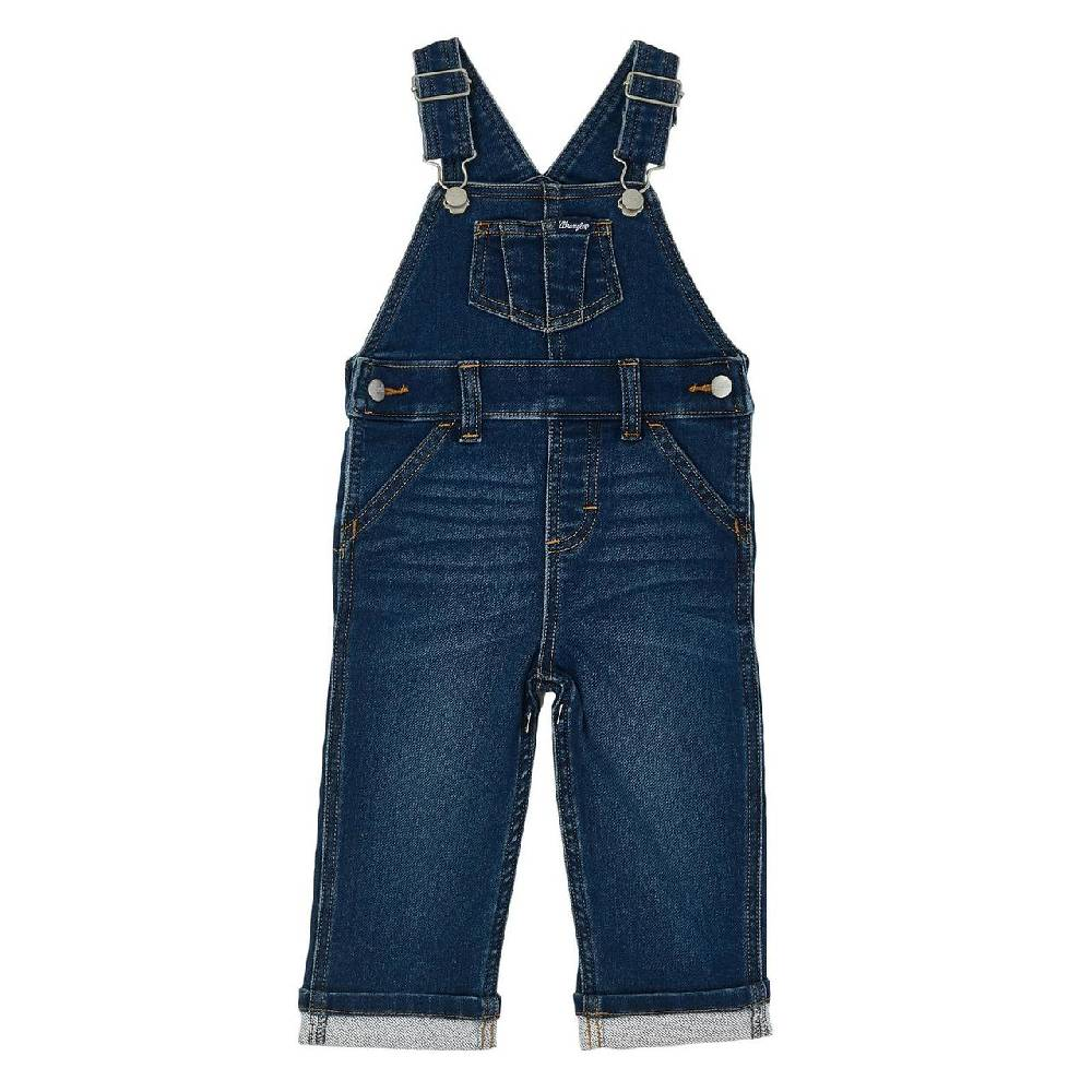 Wrangler Infant Denim Overall KIDS - Baby - Baby Boy Clothing WRANGLER Teskeys