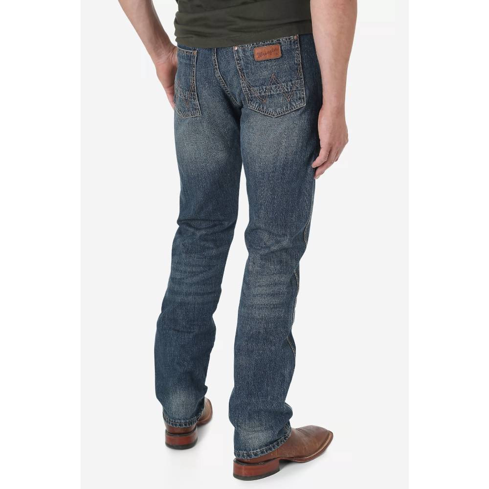 Wrangler Retro Slim Fit Straight Leg Jean MEN - Clothing - Jeans WRANGLER Teskeys