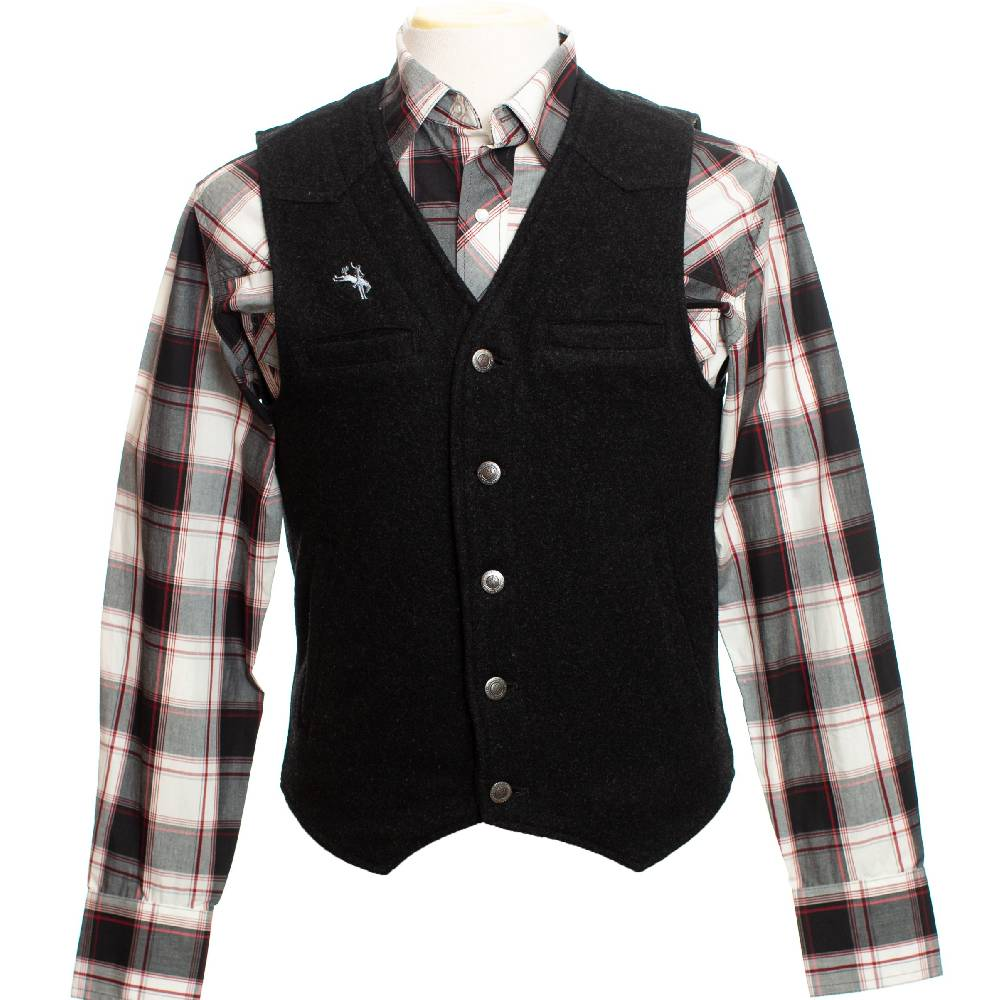 Wyoming Traders Wool Vest MEN - Clothing - Outerwear - Vests WYOMING TRADERS Teskeys