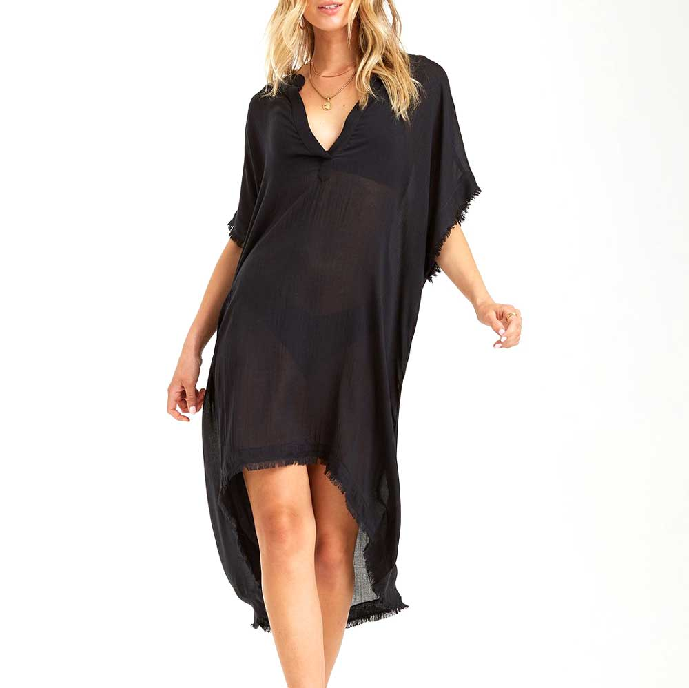 Billabong Found Love Swim Cover Up WOMEN - Clothing - Surf & Swimwear - Cover-Ups BILLABONG Teskeys