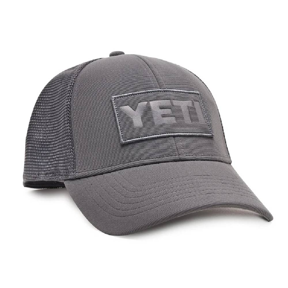 Yeti Patch Trucker Cap - Gray HOME & GIFTS - Yeti YETI Teskeys
