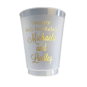 Michaela & Lindley Cup