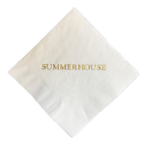 Summerhouse Napkin