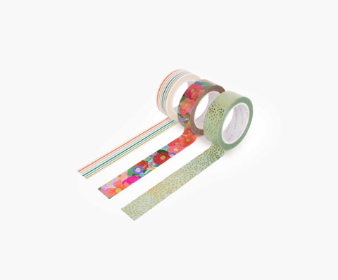Garden Party Washi Tape Set- Rifle Paper Co.