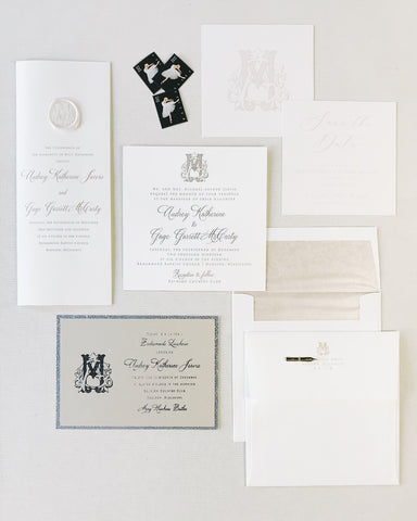 Jarvis Wedding Invitation - Deposit Listing