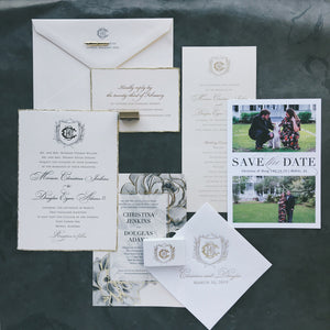 Jenkins Wedding Invitation - Deposit Listing