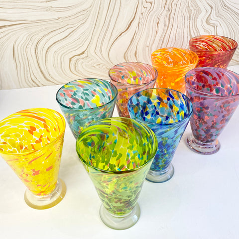 Bright Speckle Cups