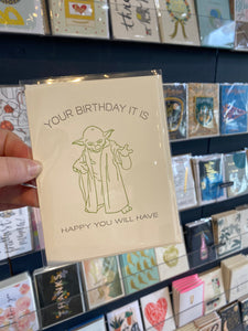 Birthday Cards 2020