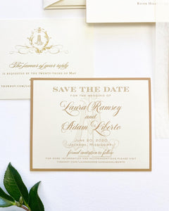 Ramsey Save the Date - Deposit Listing