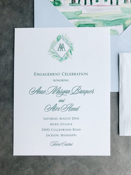 Hood Engagement Party - Deposit Listing