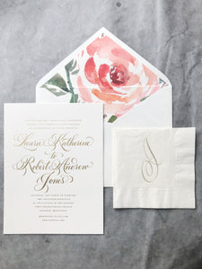 gold-calligraphy-floral-liner-wedding-invitation