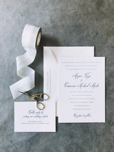 calligraphy-classy-simple-wedding-invitation