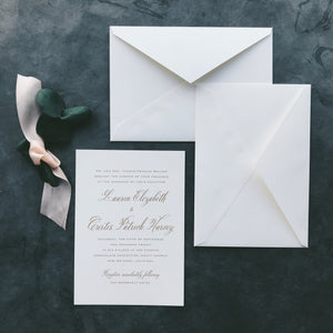 Walker Value Invitation (set of 10)