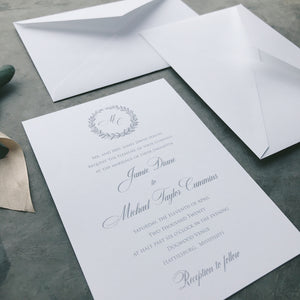 Mason Value Invitation (set of 10)
