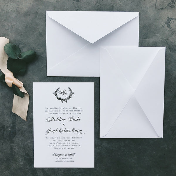 Hart Value Invitation (set of 10)