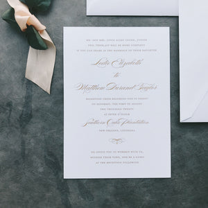Cooke Value Invitation (set of 10)