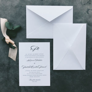 Fletcher Value Invitation (set of 10)