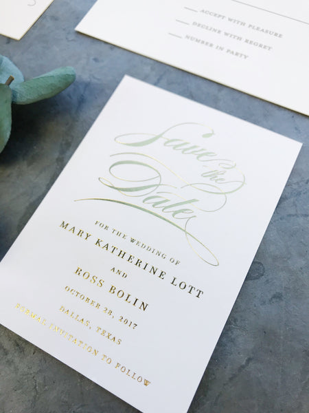 Katherine Save the Date - Deposit Listing