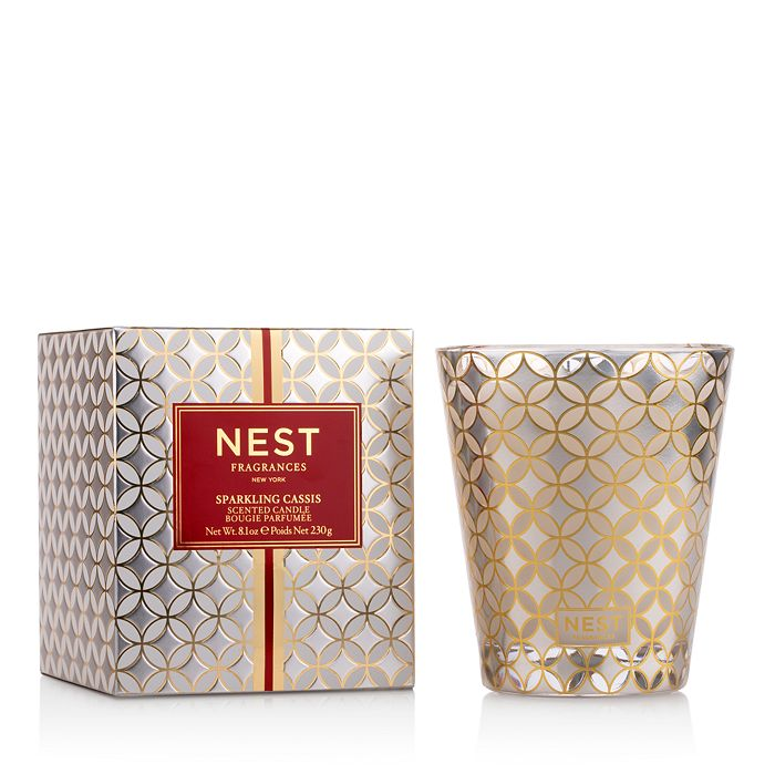 Nest Holiday Candles
