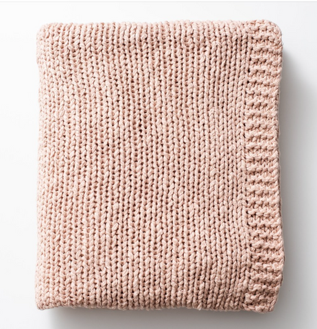 Zests Organic Cotton Woven Blankets