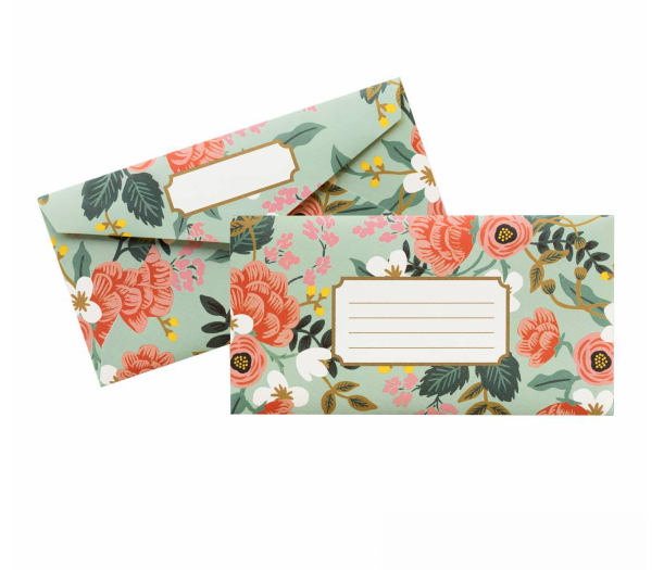 Rifle Paper Co. Monarch Envelopes