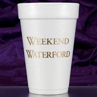 Weekend Waterford and Weekend Linen
