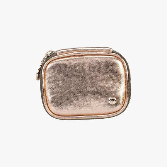 Stephanie Johnson Monte Carlo Rose Gold Travel Accessory