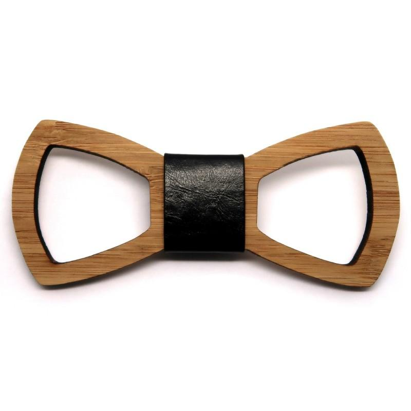 b0a43d67cea0 Classic Wooden Bow Tie - Hollow Out