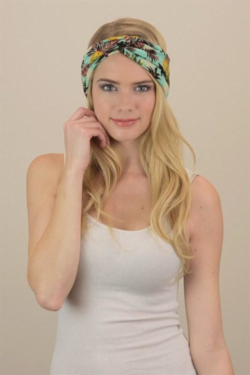 Tropical Twist Headband