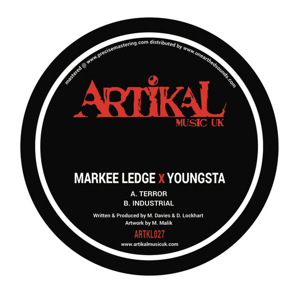 Markee Ledge & Youngsta - Terror
